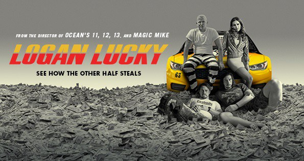 Review Logan Lucky 2017 Arts Commented